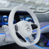 Mercedes Benz Concept IAA Intelligent Aerodynamic Automobile Trailer