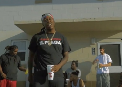 "#Tampa | NEW VIDEO @YUNGDRED813 & @RealJittRed – ""Hang In The Trap"" via @iamSilviaV_"