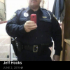 Officer Jeff Hooks wants you to know Black Lives Matter sucks and refers to black woman as nappy