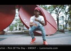 "New Video: Kwoat ""Luv"" (Haitian Mix)"