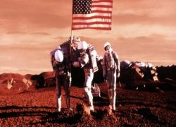 CHARLES LUCK @BlackAstronautX – LIFE ON MARS