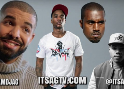 Charlamange Tha God Says Kanye West & Chance The Rapper Had A Better Year Than Drake
