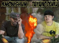 "Taiyamo Denku Ft Knowshun – ""CannonHands"" | @TaiyamoDenku Ft @knowshun @dcypha"