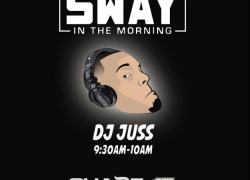 @RealSway In The Morning 12/9 With @JussNYC via @iamsilviav_ @shade45