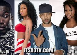 Joe Budden Talks Meek Mill Possibly Cheating on Nicki Minaj & Remy Ma Taking Cheap Shots