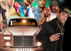 YNVS presents 1st Quarter Mixtape   @shampoo_ynvs @djroberob