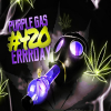 Just In Time For 4/20 Stream 'Purple Gas #420Errrday' on Spotify