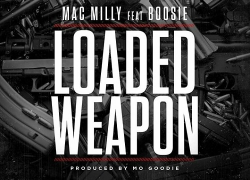 """New Music! Mac Milly ft. Boosie Badazz """"Loaded Weapon"""" @macmilly804"""
