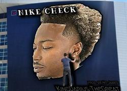 KingDarius TheGreat – Nike Check | @1stKing_Darius