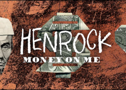 Henrock debuts his first music video after signing with Cash Grab  Entertainment. @cgehenrock