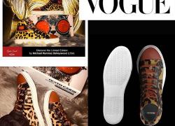 House Of Quito Carib Launches New Shoe Line Alongside VOGUE Magazine