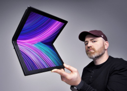 The Futuristic Lenovo Folding Screen Laptop – YouTube