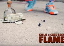 Killie x Cago Leek – Flame | @KILLIE_21