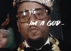 ITZ BOI BOI – IM A GOD | @itzboiboi