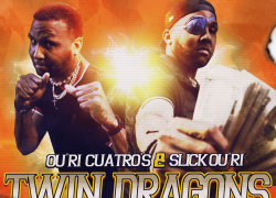 """Ou'Ri Cuatro Drops """"Twin Dragons""""(EP) Ft DaBaby & """"Ooze"""" (Video)"""
