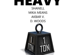 """[New Music]- Mika Means, Akbar V, D Woods (aka Project Girls Club)'s New Release: """"Heavy""""!! @shanellyoungmoney @yagirldwoods @projectsgirlsclub @therealmikame @akbar__v"""