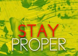 New Music: Rico Davis – Stay Proper (@RicoDavis)