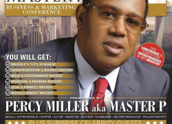 Millionaire Mastery Business & Marketing Conference PRESENTED BY MASTER P | @MasterPMiller