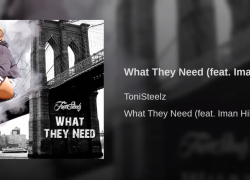 What They Need (feat. Iman Hill)