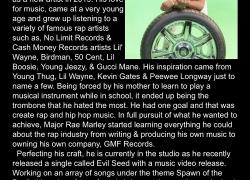 [New Video] Major Rae Marley – Evil Seed @gmf_raeraemoneyy