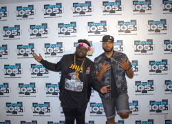 DJ Suss One And Uni-G Talk Music On Power 105.1 The Feature Presentation | @iAmUniG
