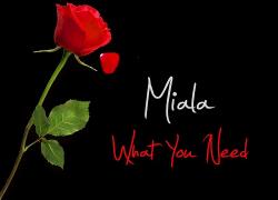 [Single] Miala – What You Need | @stevestoute @unitedmasters @Bottom2thatop @Therealmialado1
