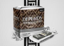 New Video: Trip Rexx – Depends Featuting C100 | @triprexx