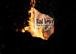 """Pat Muresan – """"Bad News"""""""