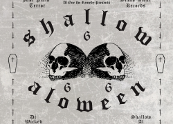 """Al-One The Remedy aka Shallow Al Drops The New Project """"Shallow Aloween"""""""