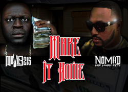 """New Music: Nomad Ft. Moviee215 – """"Make It Home"""""""