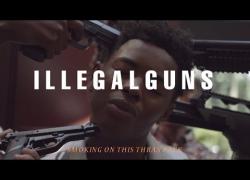 "YSN Flow – ""Illegal Guns"""