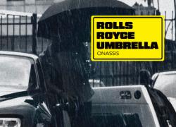 "ONASSIS – ""ROLLS ROYCE UMBRELLA"""
