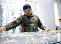 Kris Jewelers: Blueface, Swae Lee, Desiigners Go-To Jeweler