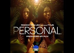"""Rockky B Releases The Official Music Video For """"Personal"""" Featuring Lex & TYuS 