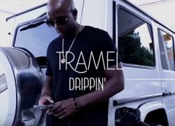 "R&B Singer TraMel releases the trailer for ""Drippin'"" @trameleeg"