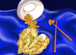Balou – Ramen Noodles (Video) | @Balouroyal