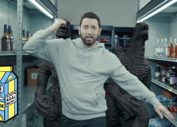 Eminem – Godzilla ft. Juice WRLD (Dir. by @_ColeBennett_)