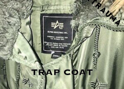 "New Music: ABKTRAUMA – ""Trap Coat"""