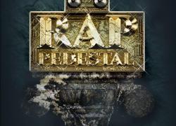 Stream the new Rap Pedestal playlist via spotify