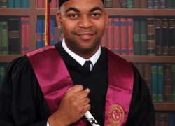 V-LO The Maestro Returns To College To Attain His Master's Degree