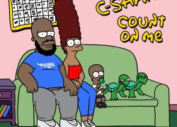 "Listen To C-Sharp's New Single ""Count On Me"" | @CSharp714"