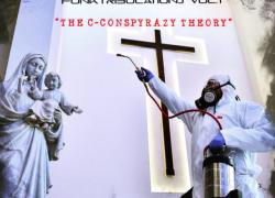 Quazedelic – Funktribulations Vol.1 the C-Conspyrazy Theory (LP)
