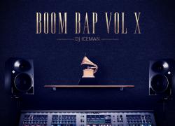 Dj Iceman (Big Boss Beatz)- Boom Bap Vol 10