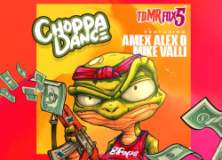 "New Video: TD Mr.Fox5 Ft. Amex Alex O & Mike Valli – ""Choppa Dance"" 