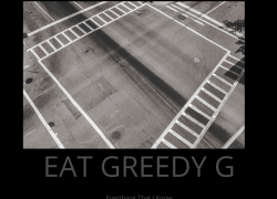 Eat Greedy G – Everything That I Know