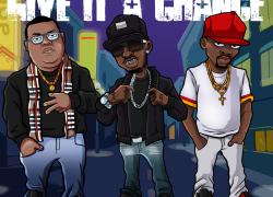 "Fame Johnson feat Lil Keke & Justin Case – ""Give It A Chance"" | @fameabebk @DonKe713 @themadmisfit"