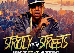 "EXCLUSIVE UNRELEASED JAY Z !! ""STRICTLY FOR THE STREETS "" @DJABSOLUT"