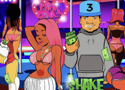 "Baha Bank$ ft. Chance The Rapper – ""Shade Dat A$$"" (Video)"