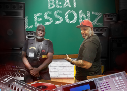 Dj Iceman And Kept See-Beat Lessonz