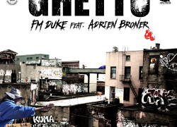 "FM Duke teams up with Boxing Legend Adrian Broner for new release ""Ghetto"" @MrBTC"